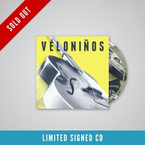 Véloniños CD (Signed)