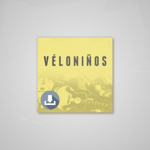 Véloniños EP Digital Download